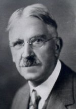 John Dewey (1859-1952), father of New Age education